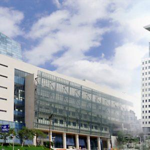 Госпиталь Гил (Gil) университета Гачон (Gachon) в Южной Корее